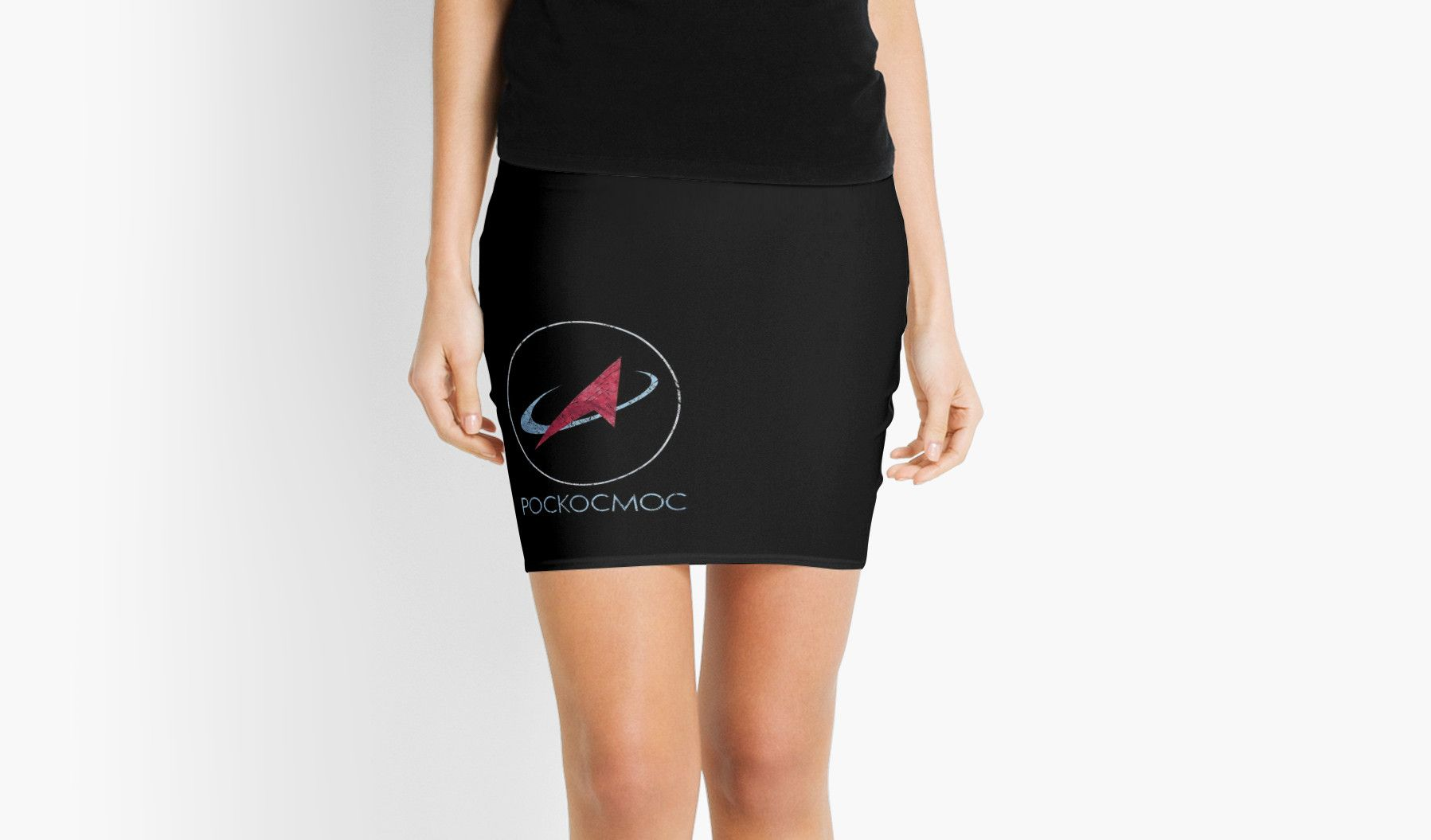 POCKOCKMOC Russian Space Agency by Lidra