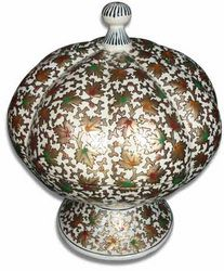 Papier Mache Bowl from India