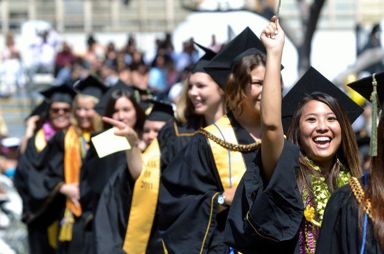Graduation At Csulb Senior Portraits Portrait Long Beach