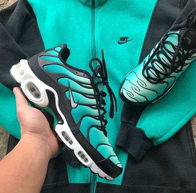 Nike TN bleues turquoise | Nike air max