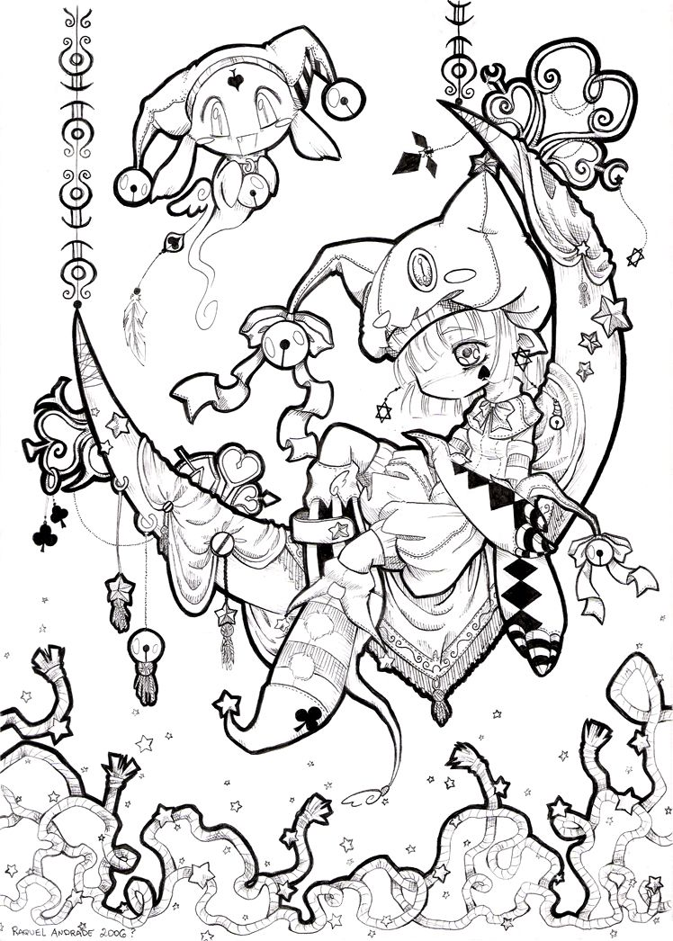 halloween therapy coloring pages - photo#13