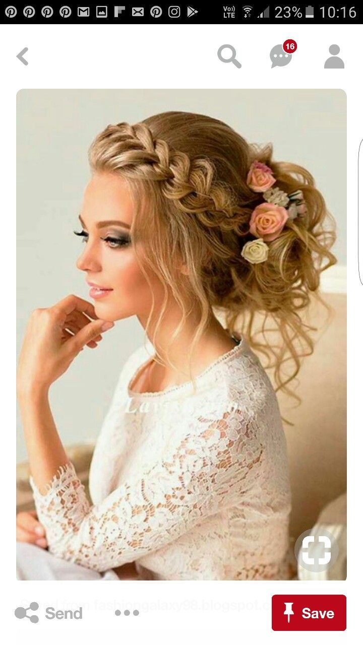 pin by s h on hair | pinterest | sweet 16, hair dos and sweet 16