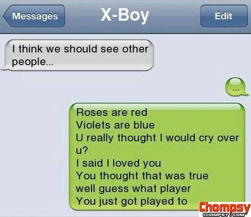 roliga textmeddelanden dating