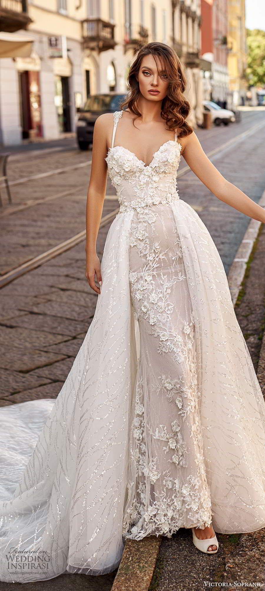 Victoria Soprano 2020 Star Of Milan Wedding Dresses Wedding Inspirasi Wedding Dresses Unique Wedding Dresses Vintage Princess Wedding Dresses [ 2000 x 900 Pixel ]
