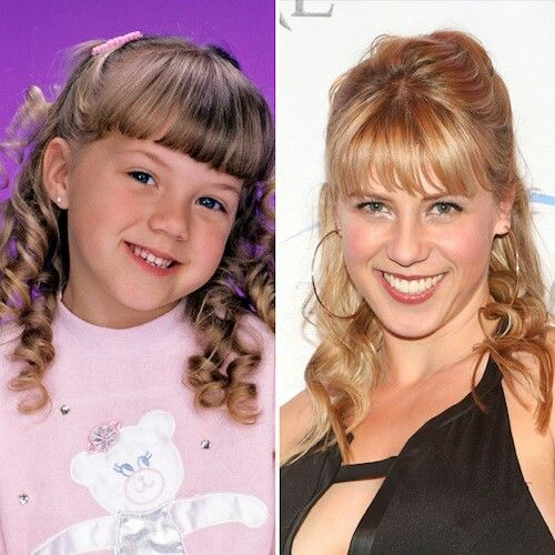Jodie Sweetin Stephanie Tanner Full House Full House Cast Stephanie Tanner