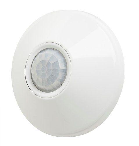 Special Offers Sensor Switch Cmr Pdt 10 Extended Range Dual Technology Ceiling Mount Occupancy Sensor White Motion Sensor Lights Outdoor Sensor Light Sensor