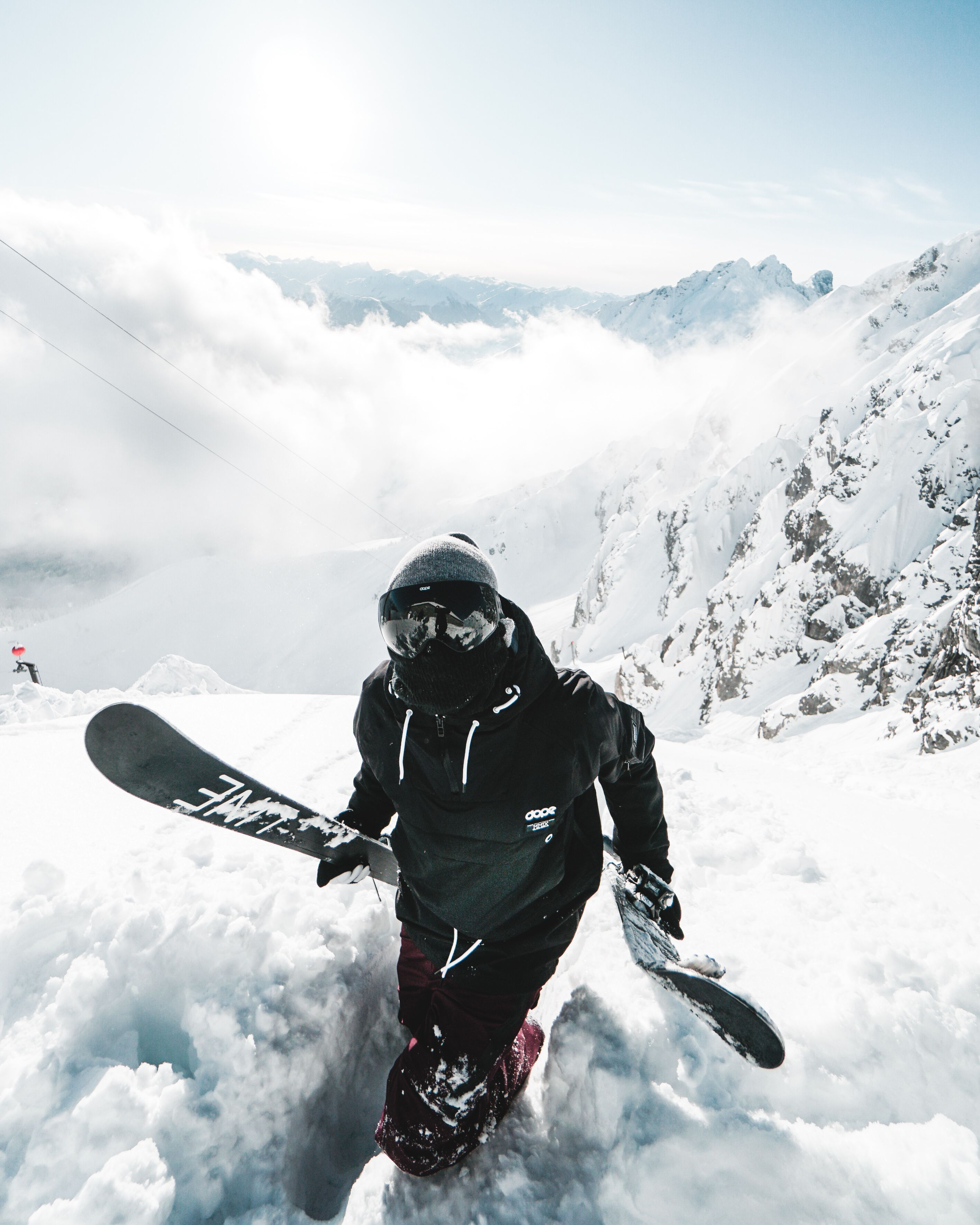 ski outfit men in 2020 Snowboard, Skiing, Skiing outfit