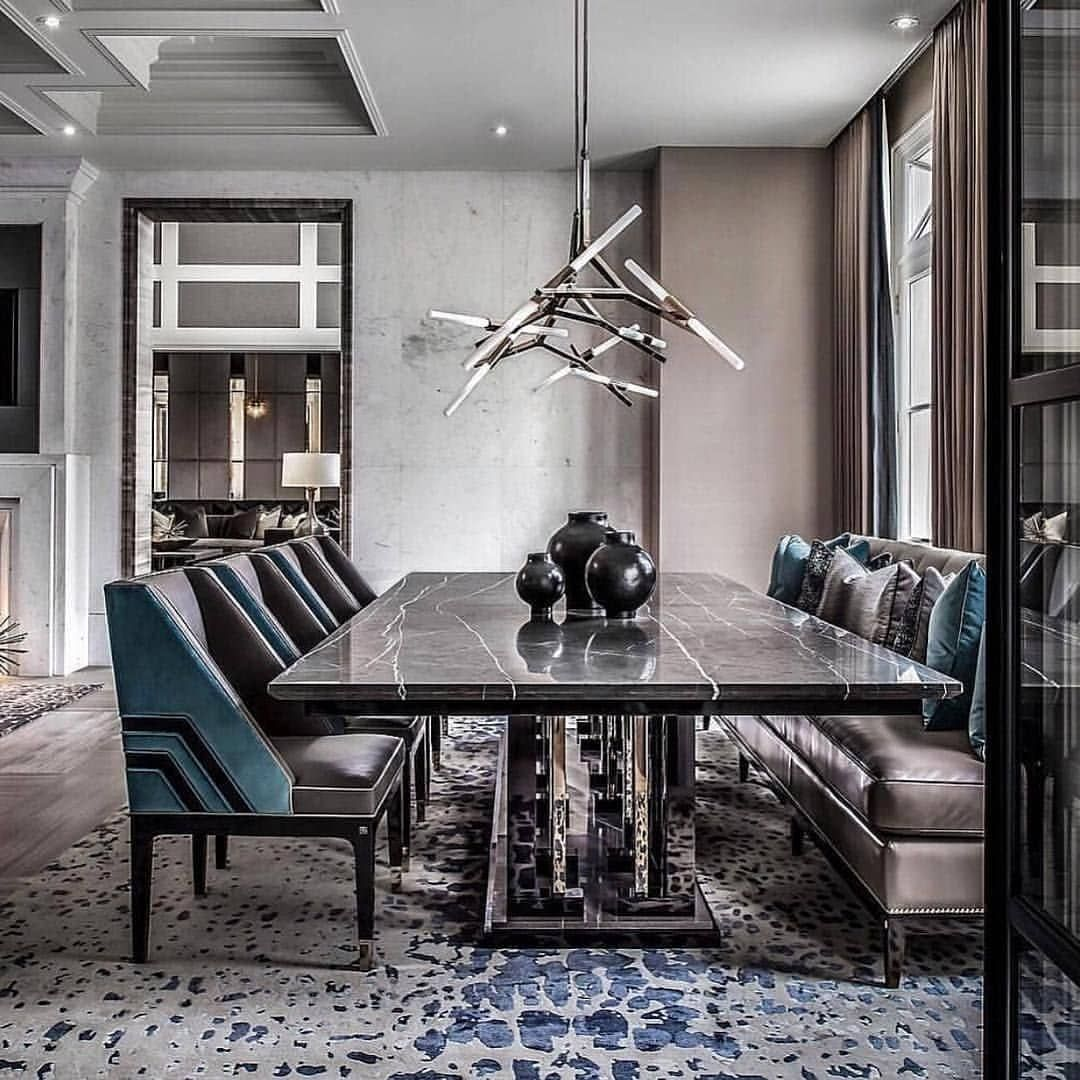 New The 10 Best Home Decor With Pictures Grand Avantgarde Dining Room Dining Room Design Modern Elegant Dining Room Modern Dining Rooms Contemporary