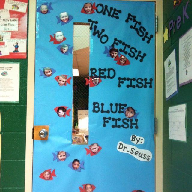 Dr. Seuss Door Decoration Ideas for Contest | Door ...