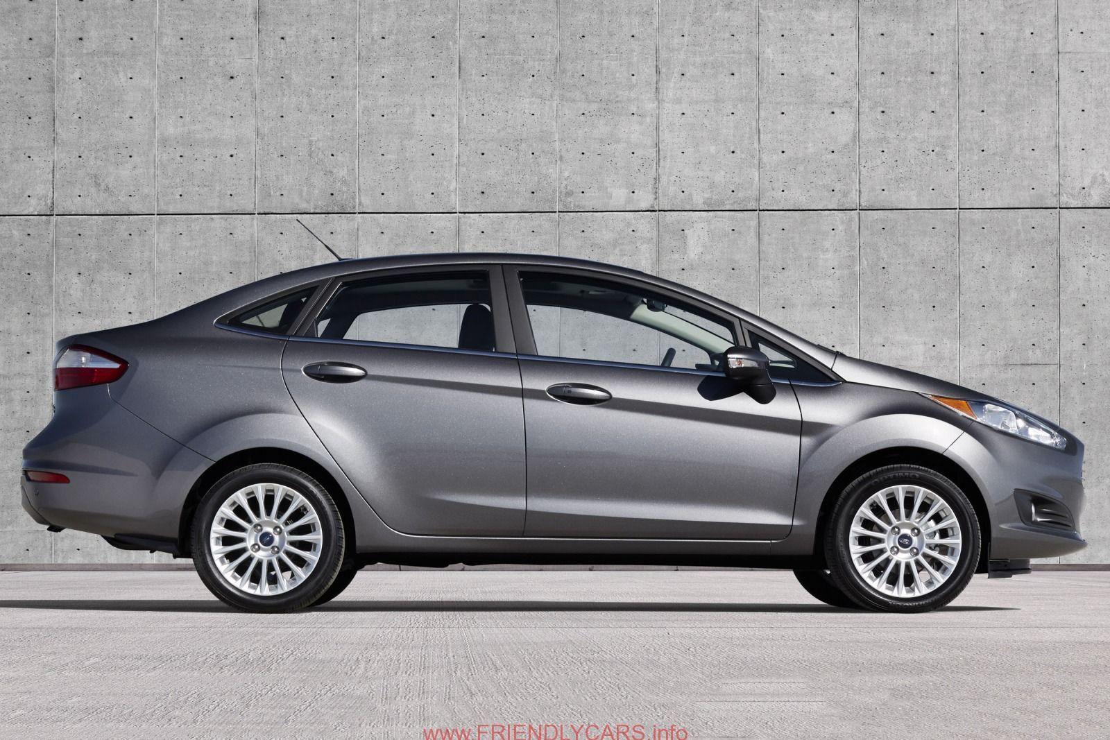 Cool Ford Fiesta 2013 Sedan Grey Car Images Hd 2014 Ford Fiesta Titanium Sedan Price Specs Sedan Ford