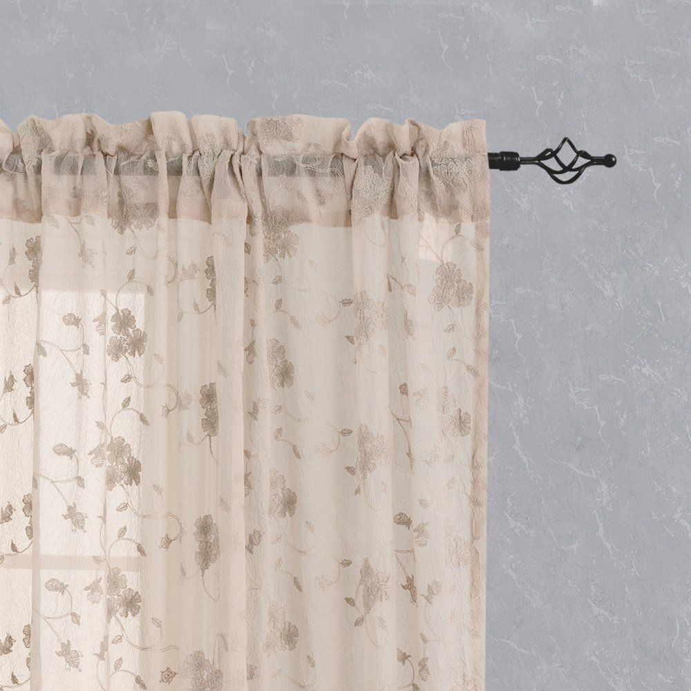 sheer curtains living room bedroom