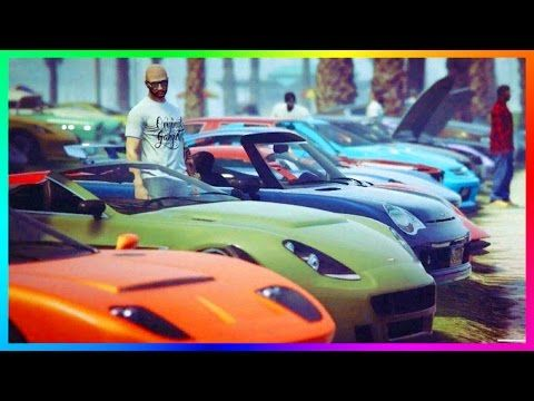 Cool GTA ONLINE FAST FURIOUS FREEMODE SPECIAL ULTIMATE FAST - Cool cars in gta