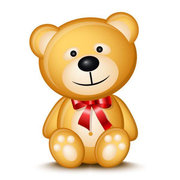 teddy bear cartoon image cute cartoon teddy bear vector 01