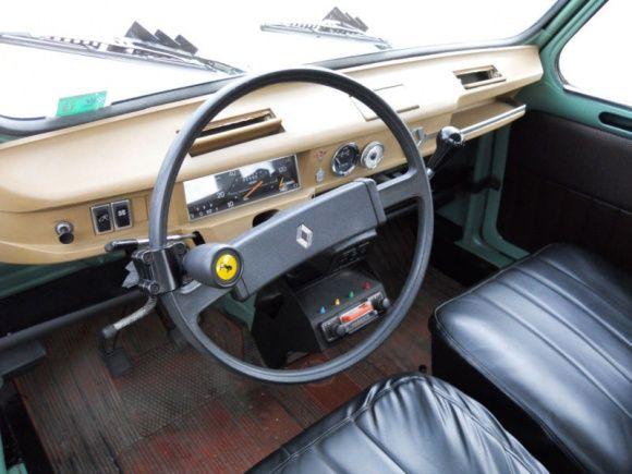 Renault 4 Interior Buscar Con Google Renault 4 Pinterest