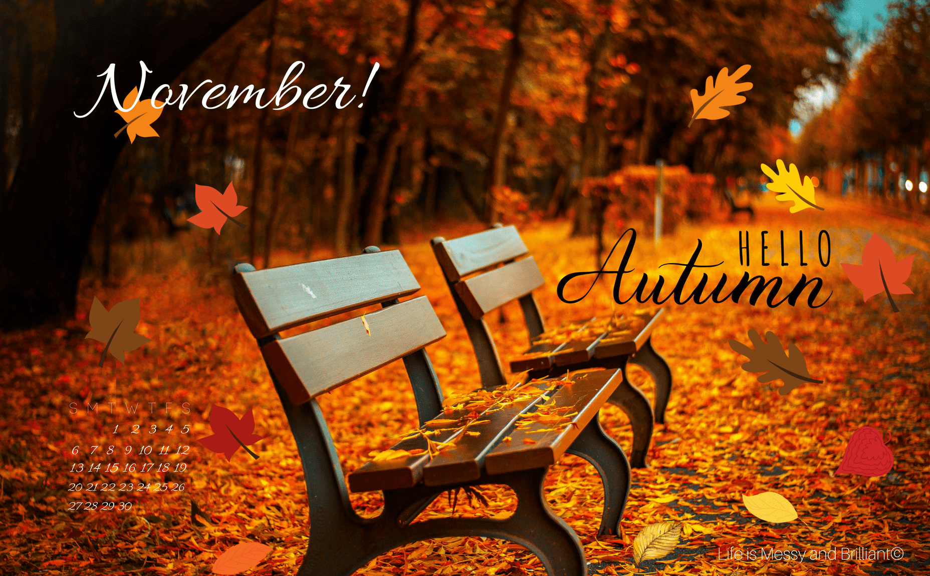 خلفيات شاشة رومانسية Romance Wallpaper Hd 1080p Tecnologis Fall Wallpaper Facebook Cover Photos Autumn Park