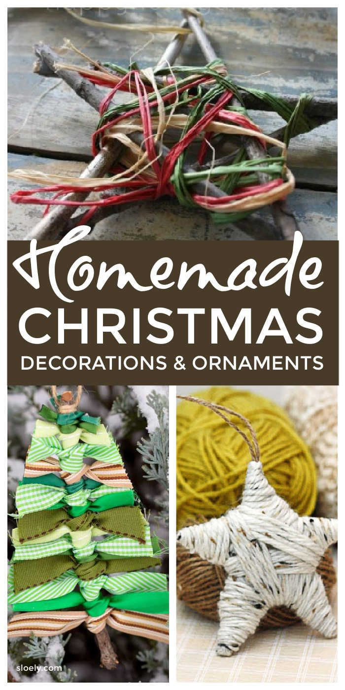7 lovely homemade natural Christmas decorations. These simple rustic ideas for Christmas decorations using evergreen branches and pine cones make wonderful Scandinavian country living style Christmas tree, mantle and fireplace decorations are easy to make with kids. #christmasdecorations #homemadechristmasdecorations #rusticchristmasdecorations #naturalchristmasdecorations #naturaldecorations #naturalchristmas #homemadechristmas #rusticchristmas