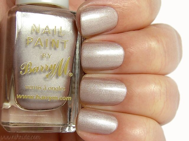 Barry M Silk Nail Effects in Truffle