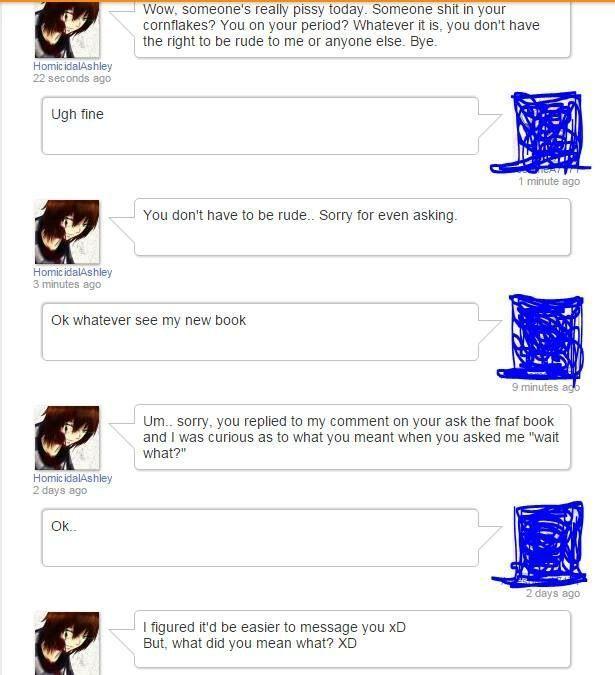 CreepyPasta boyfriend Scenarios! -COMPLETED- - This shit is