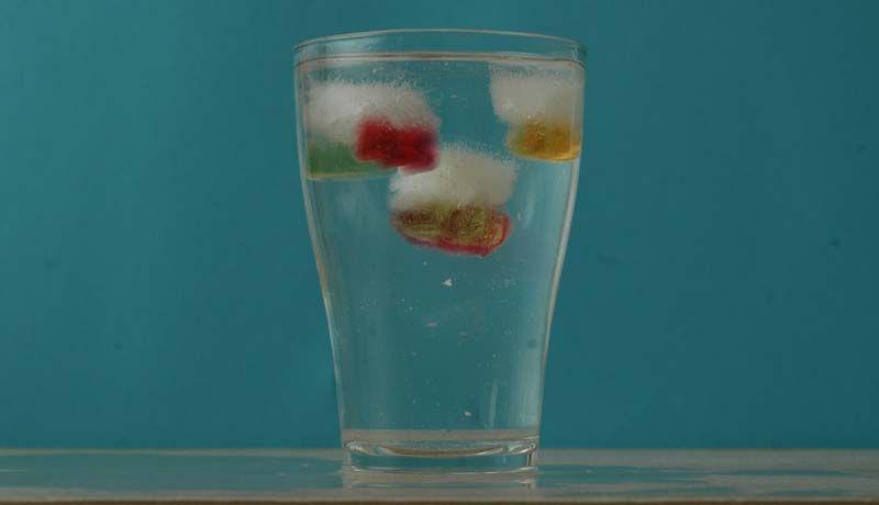 Tauchende Eisbaren Experimente Mit Wasser Experiment Und Coole