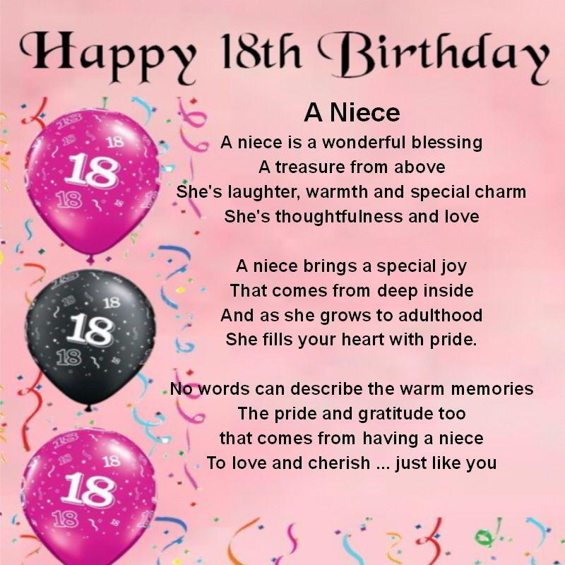 1000x1000jpg cakepins niece Pinterest – Verses for 18th Birthday Cards