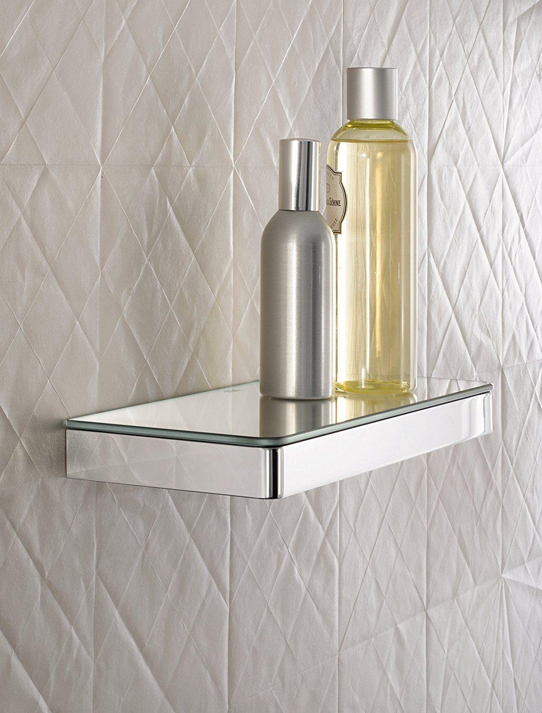 Hansgrohe Axor 42838000 Universal Shelf Amazon De Baumarkt Accesorios Bano Diseno De Banos Banos