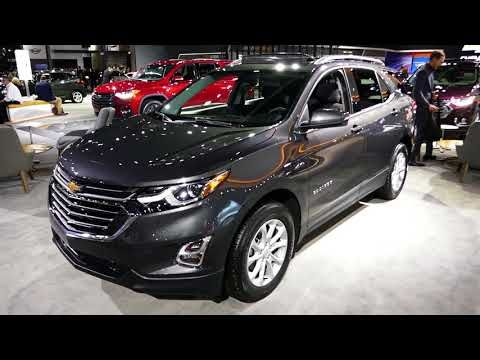 394 New 2018 Gm Chevrolet Equinox Lt Suv Exterior Walk Around