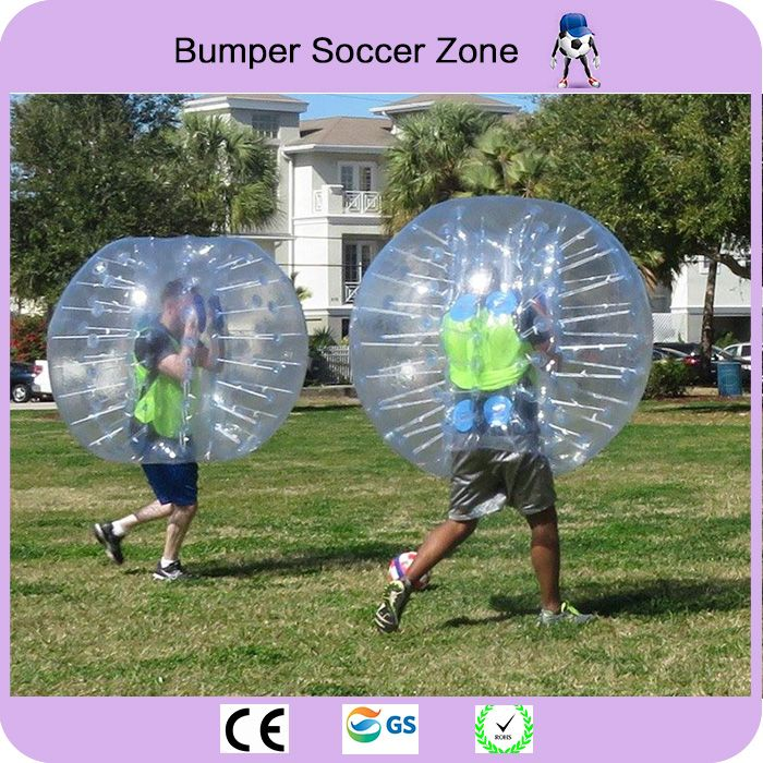 Click Image To Buy 1 5m Pvc Inflatable Bubble Football Soccer Zorb Ball For Adult Inflatable Human Ha Outdoor Games Adults Bubble Soccer Outdoor Inflatables