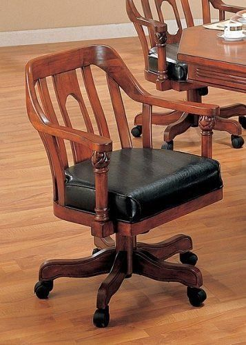 Dining Room Chairs On Wheels. Dining Room Chairs With Casters ...