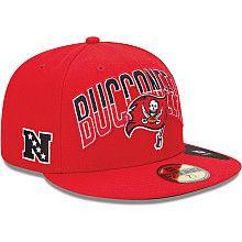 Tampa Bay Buccaneers 2013 New Era Draft Hat  816da94949b