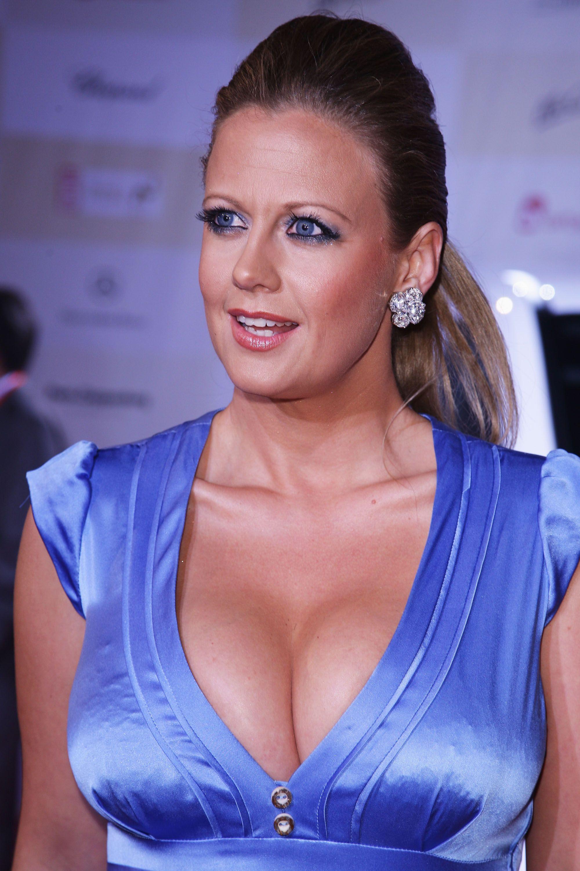 Schöneberger oberweite barbara Palina Rojinski:
