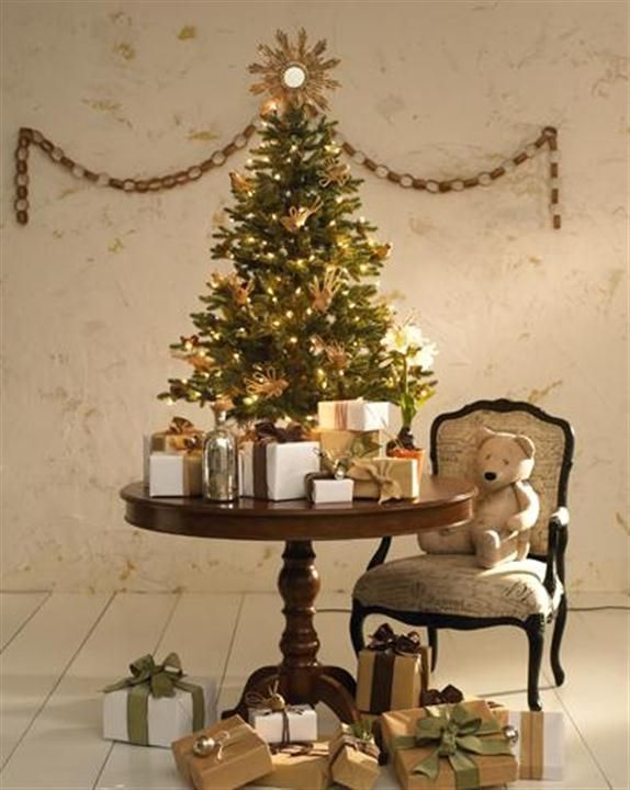 45++ Decorated tabletop christmas tree ideas in 2021