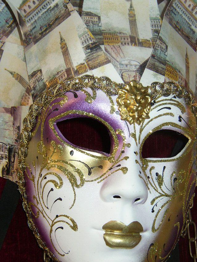 le masque dans les masques customisation pinterest le masque. Black Bedroom Furniture Sets. Home Design Ideas