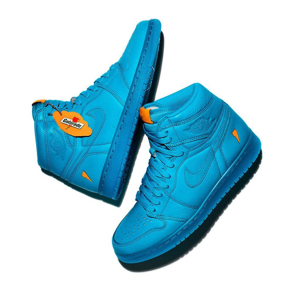Nike  1 Retro HI OG 880) G8RD (AJ5997 880) OG Gatorade Cool blu   4da973
