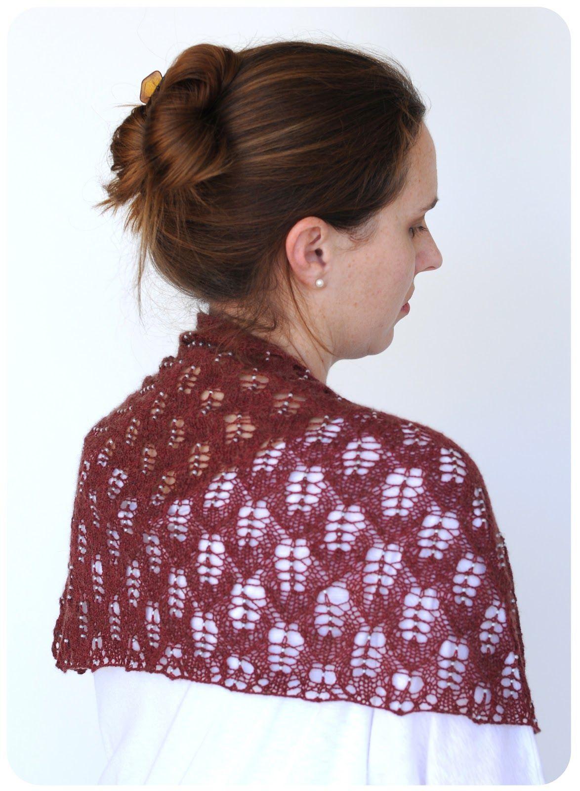 bead shawl