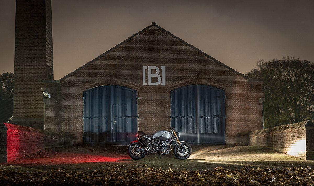 Smokin' Motorcycles Elegant Bastard on Behance