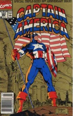 Top 10 Most Patriotic Comic Book Covers Captain America Comic Books Captain America Comic Captain America Poster