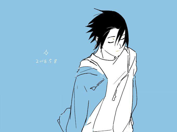 Sasuke Uchiha Naruto Personagens