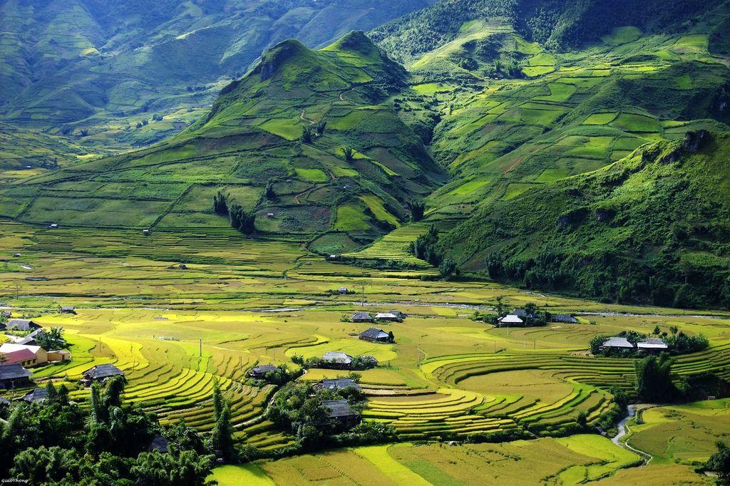 Mu Cang Chai Vietnam   Scenery, Wonders of the world