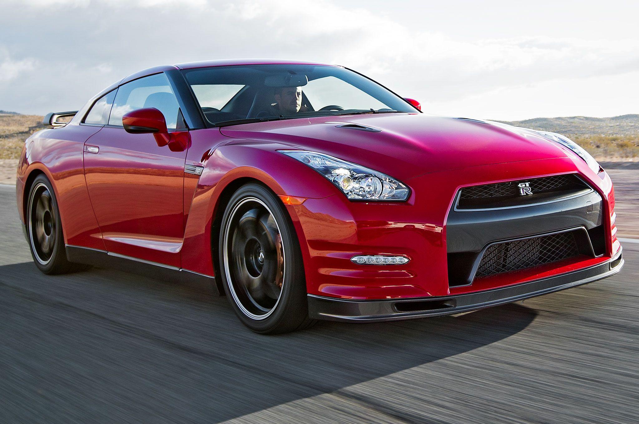 Nice Ams Performance Alpha 12 Nissan Gtr 0 60
