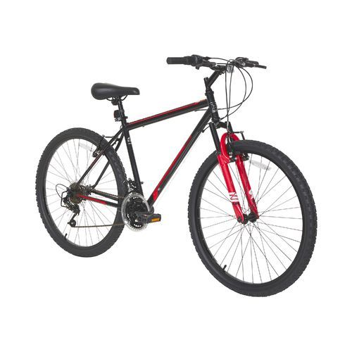 image for magna mens silver canyon 26quot 18speed bicycle