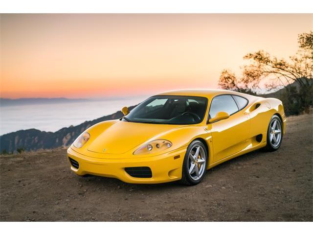 Ferrari 360 Challenge Stradale Dengan Gambar
