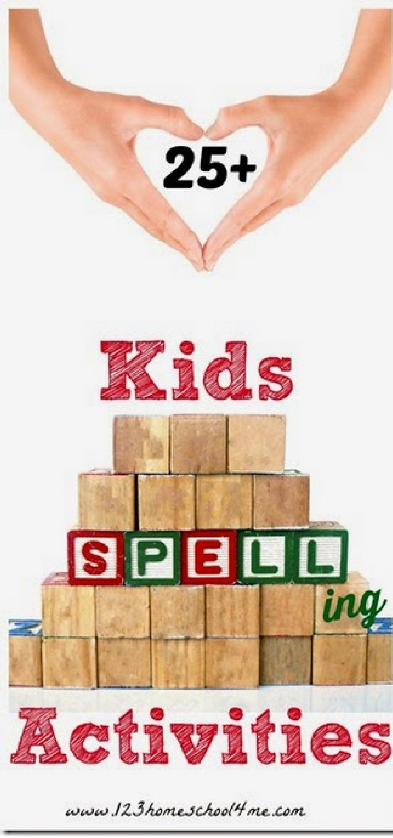 25 Hands On Spelling Activities For Kids