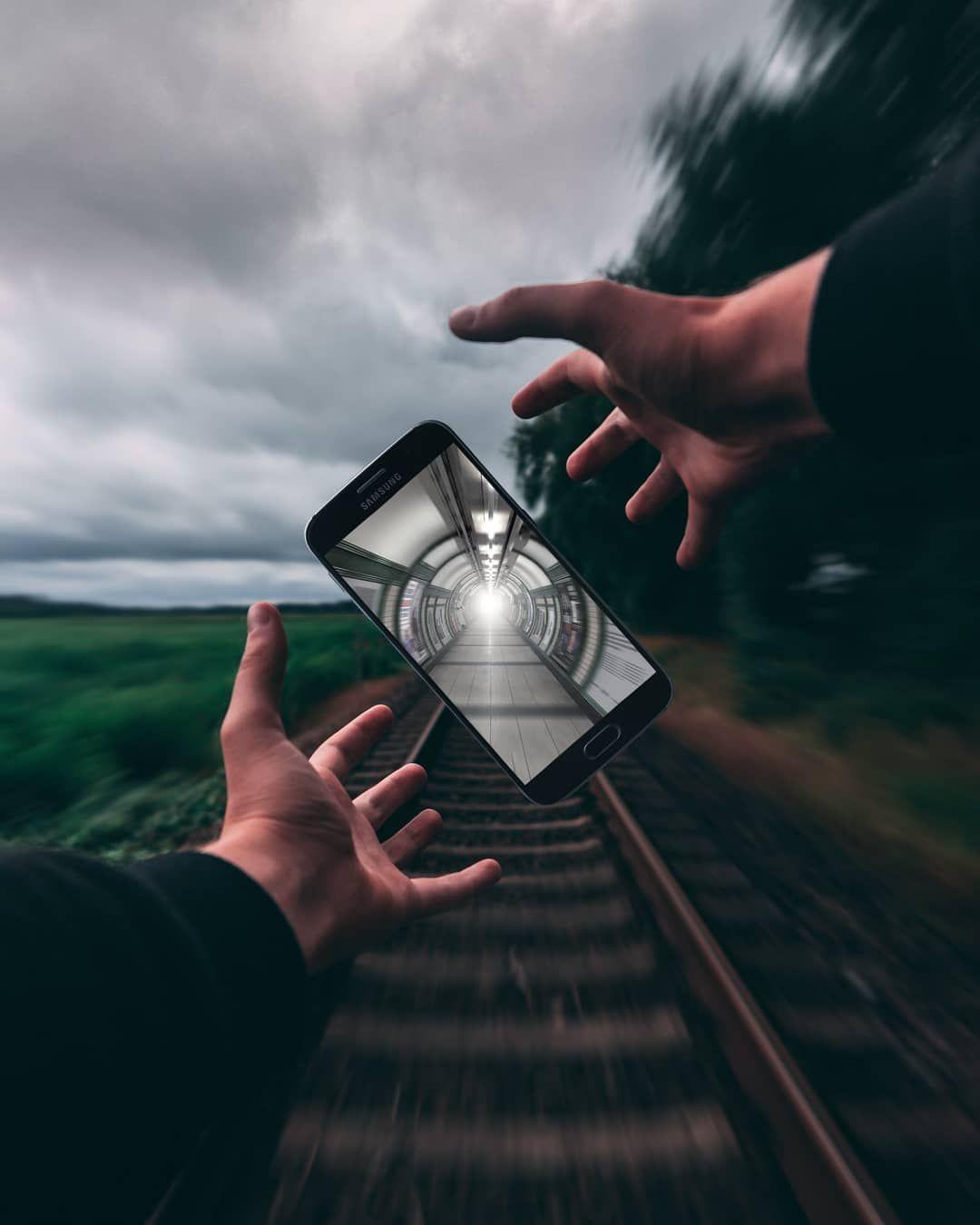 Handy Manipulieren