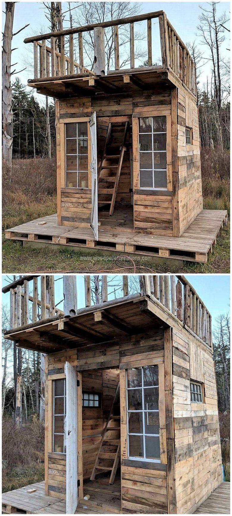 Unique Ideas For Old Pallet Wood Reusing Avec Images Palette