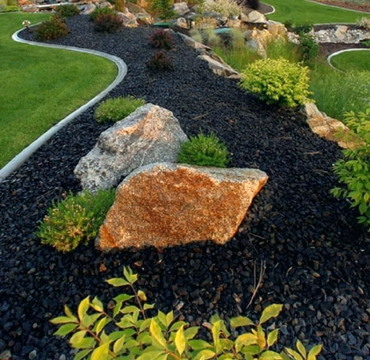 Lava Rock Fireplace S Lowes Fire Pit Landscaping With Rocks