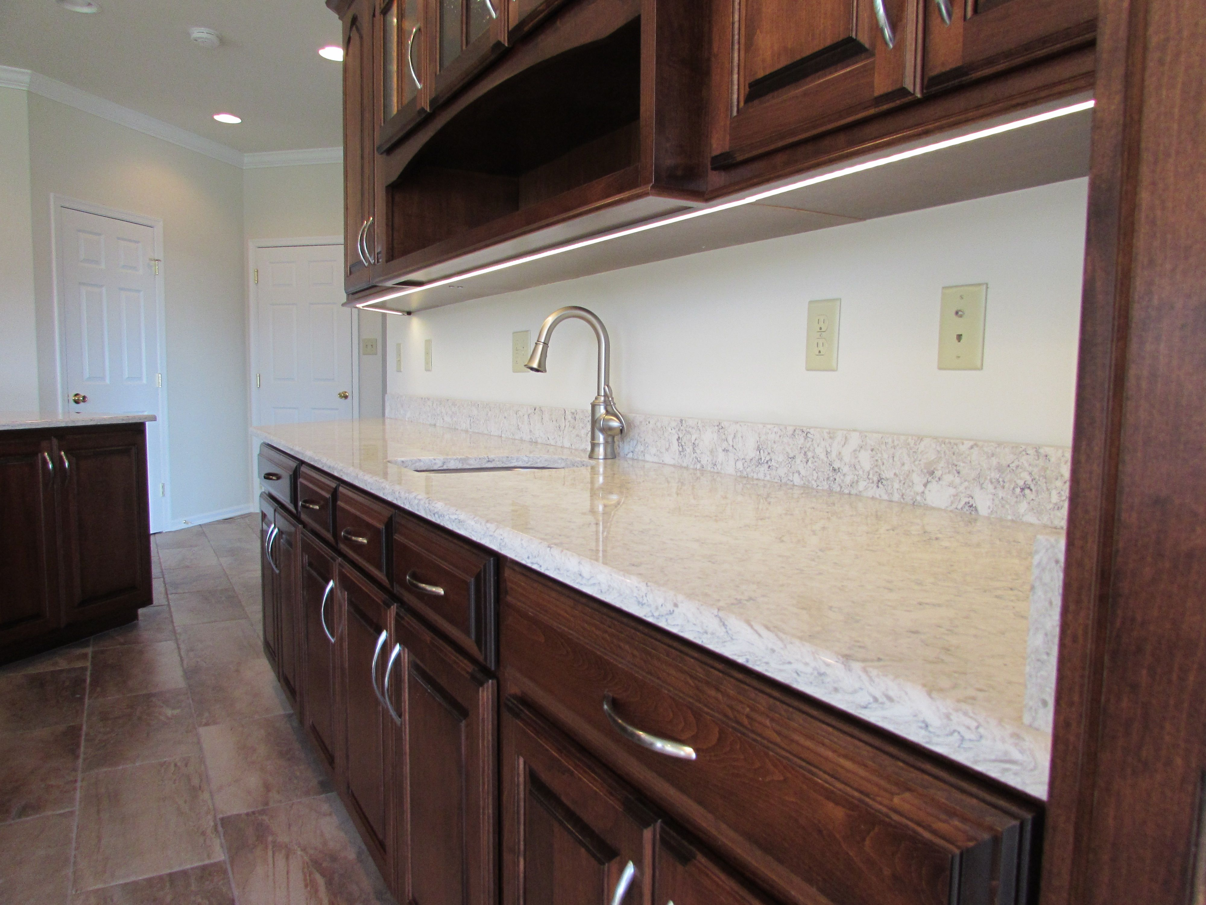 Myersville, MD kitchen remodel | Ideas for the House | Pinterest ...