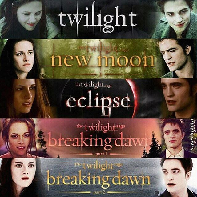 The Twilight Saga @worldoftwilightsaga Instagram photo | Websta ...