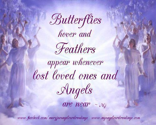 Inspiring Angel Quotes Sayings And Pictures Know You Are In Heaven