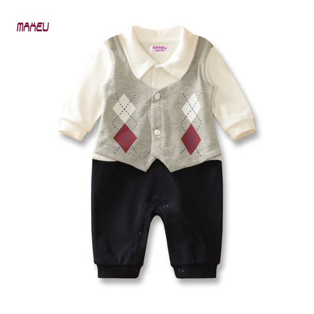 Check lastest price 2017 Fashion Spring Autumn Baby Boys Girls Cotton Romper Newbron Baby Jumpsuit without Cap Multi Animal styles infant kids cloth just only $13.49 with free shipping worldwide  #babygirlsclothing Plese click on picture to see our special price for you