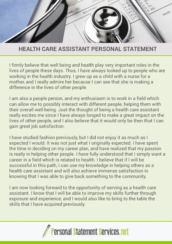 Sample Care Assistant CV / resume - The Personal Development Cafe